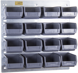 Set 01 Wall Kit Storage Bins