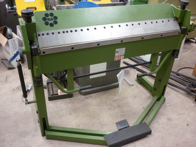 H M Box & Pan Folding Machine