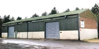 steel framed building for sale