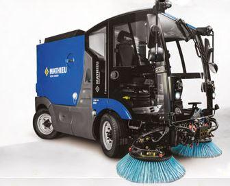 Azura MC 210 Compact Sweeper
