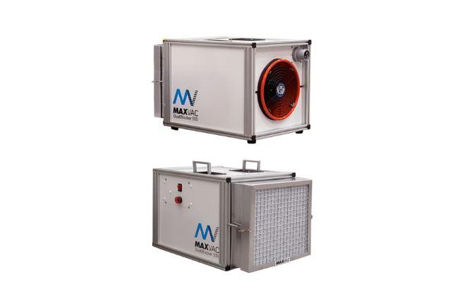 Maxvac Dustblocker 500