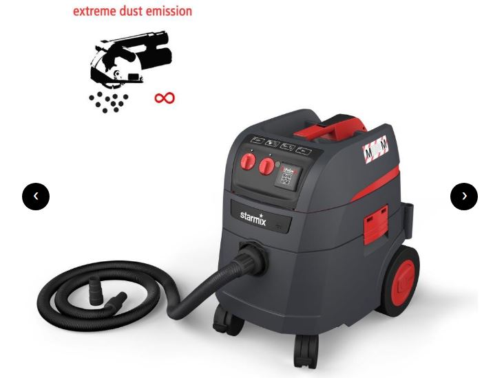 Starmix I-Pulse Vacuum