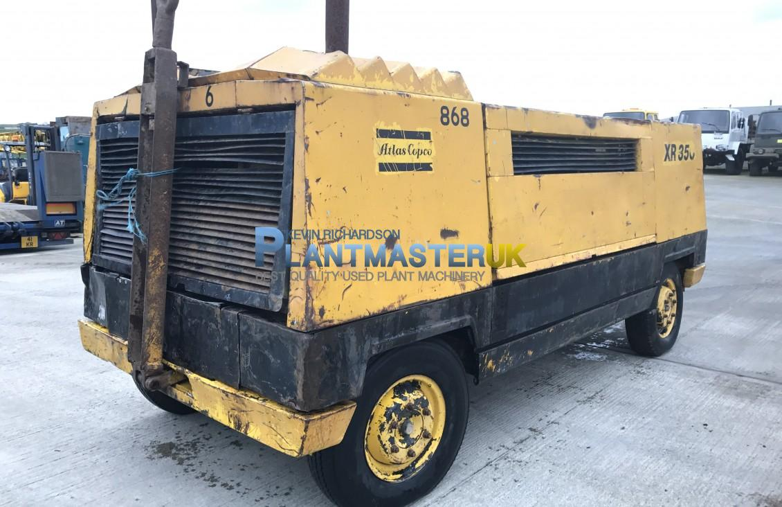 Atlas Copco XR 350 Compressor