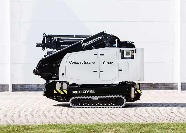 REEDYK – C3412 Compact Crane