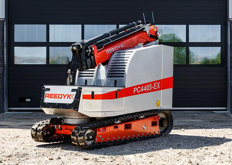 REEDYK-PC4405EX Compact Crane