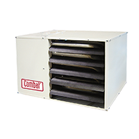 Combat CTCU Suspended Warm Air Heaters