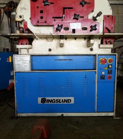 Kingsland Steelworker 45XA 45 Ton, 5 Station
