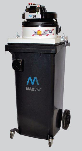 Maxvac DV-120-MB Industrial Vacuum Cleaner