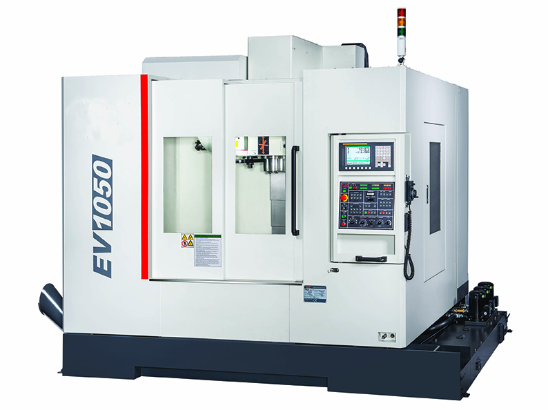 EV 1050 VMC Vertical Machining Centre