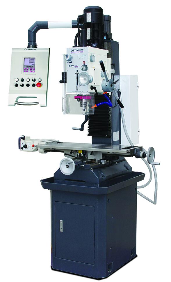 MB4P Drill/Mill Tilting Head  Machine