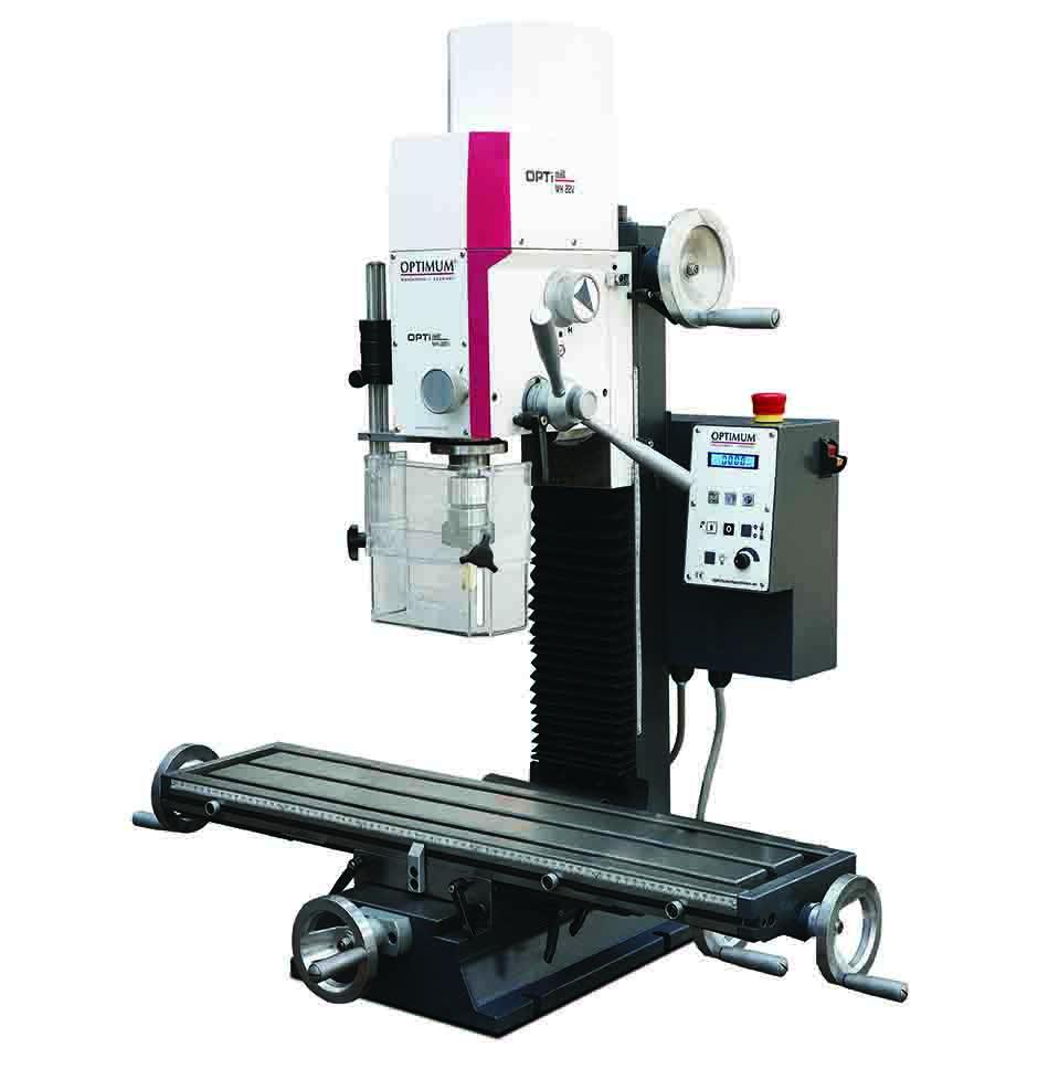MH22V Drill/Mill Tilting Head Machine