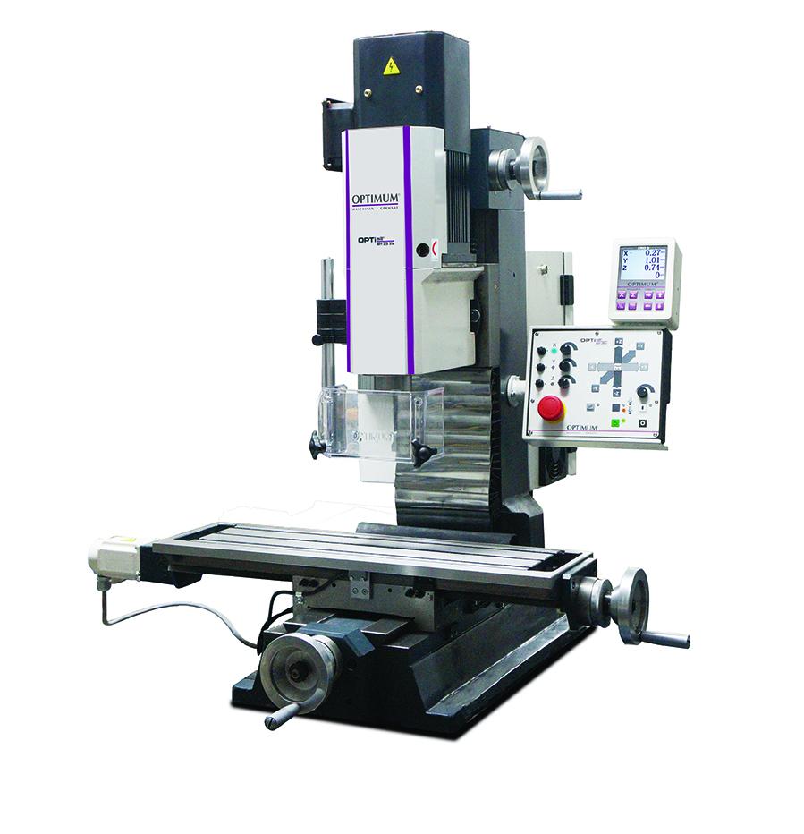 MH25SV Drill/Mill Tilting Head
