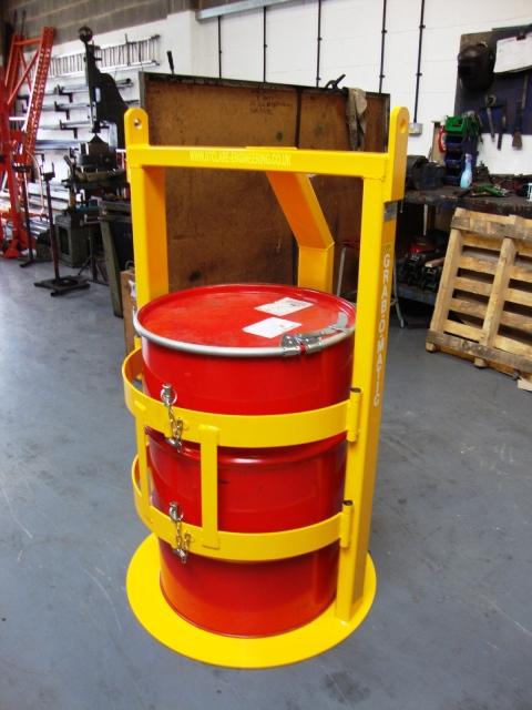 Heavy Duty Drum Cage