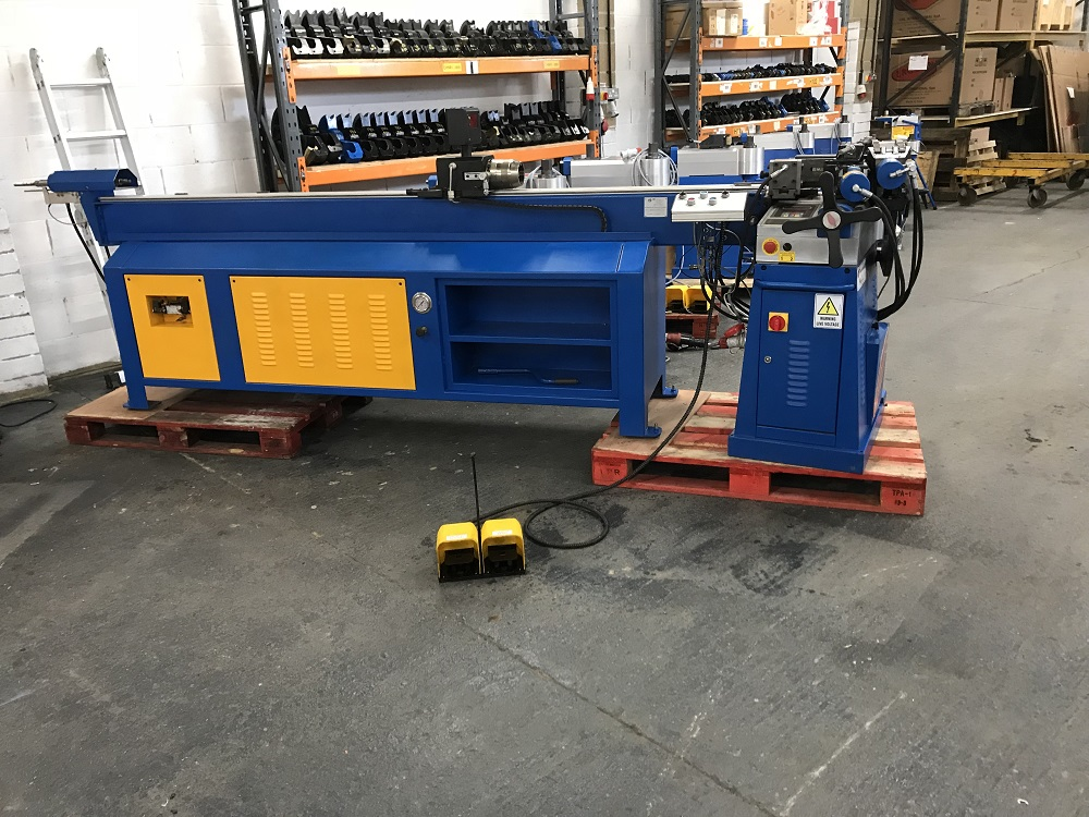Used Ercolina Mandrel Tube Bending Machine