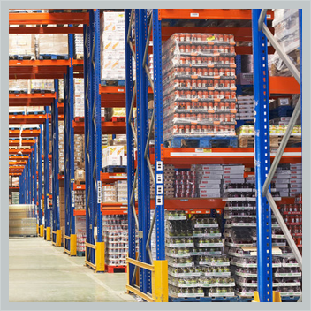 Pallet Racking Safety Audits