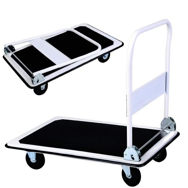 Foldable Platform Picking Trolley