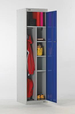 Utility & Uniform Lockers