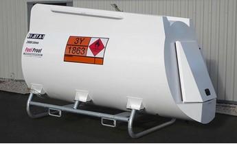 Static Aviation Fuel Tanks