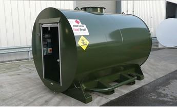 Horizontal Bulk Diesel Tanks