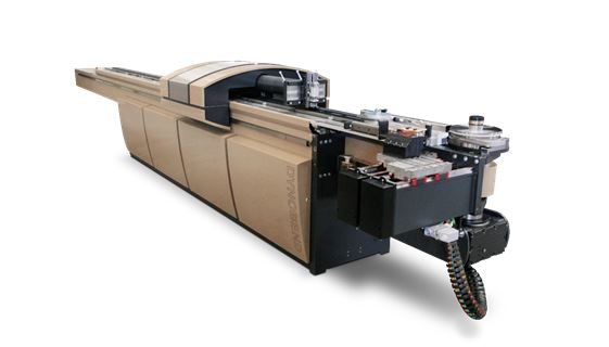 Dynobend Profile Bending Machine