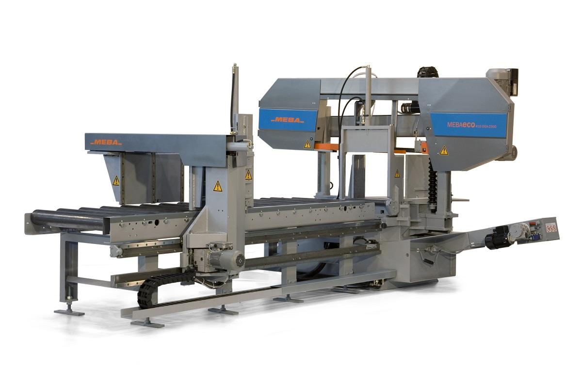 MEBA ECO 410 DGA AUTOMATIC CNC BANDSAW