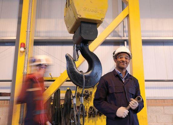 Crane Inspection & Servicing