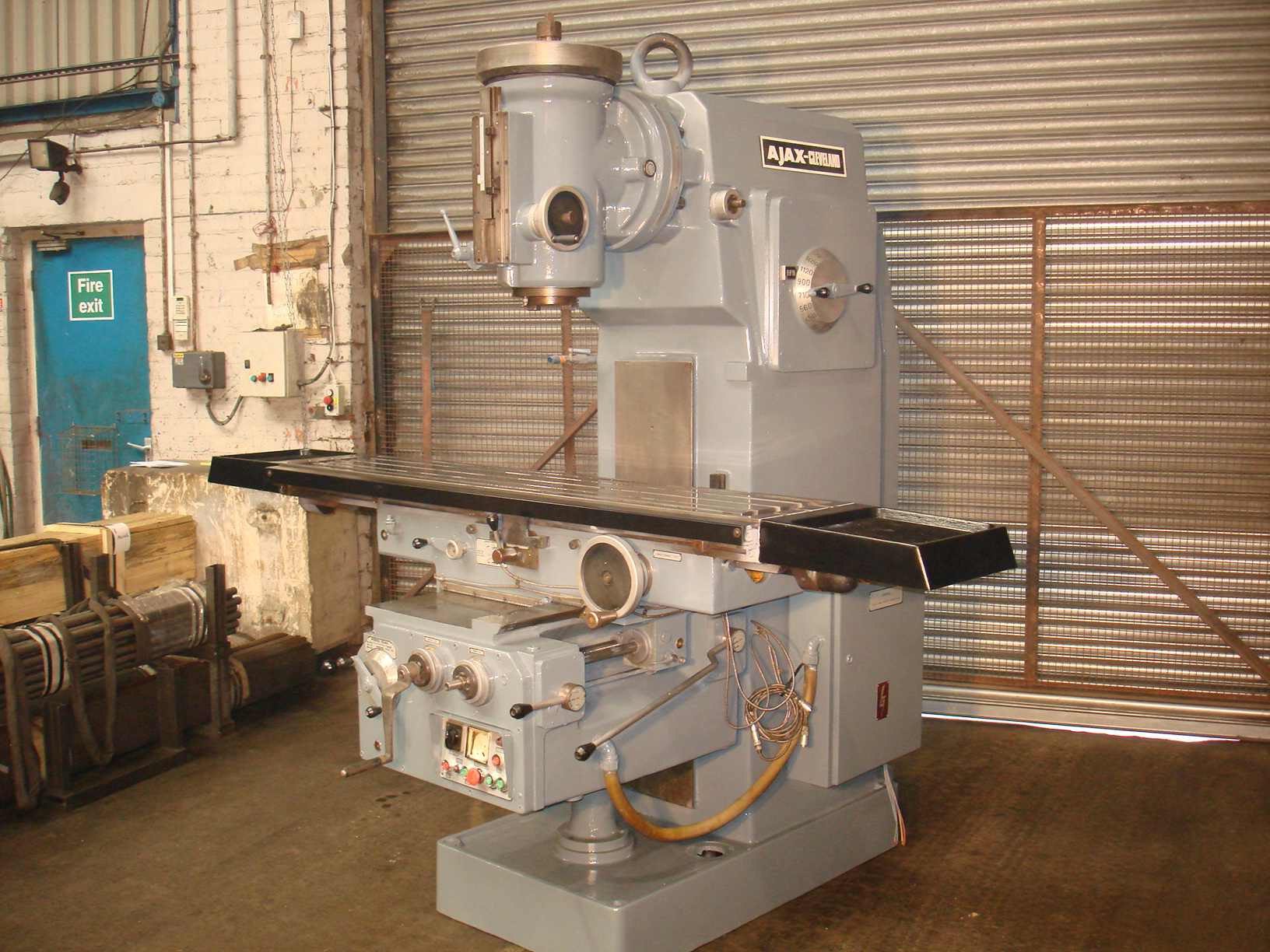 Ajax Vertical Mill
