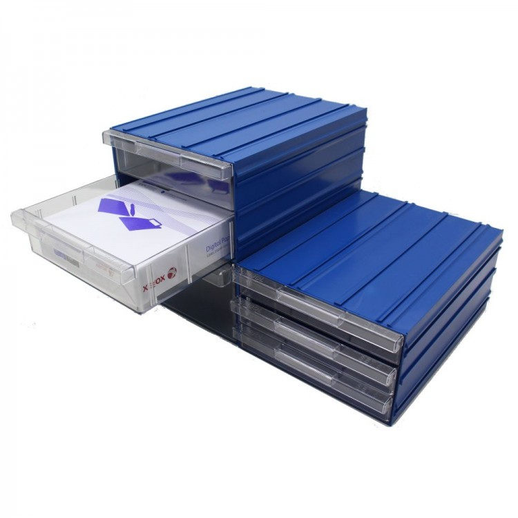 DrawBox Series C Plastic Storage Drawers