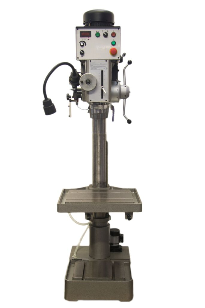 ACRA Pillar Drilling Variable Speed Machine 40VSF