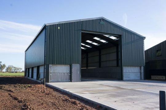 New Amp Used Steel Buildings For Sale Iem Uk