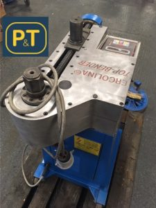 Used Ercolina Tube Bending Machine for sale | IEM UK