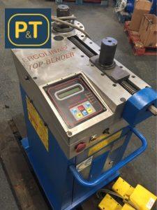 Used Ercolina Tube Bending Machine for sale   IEM UK