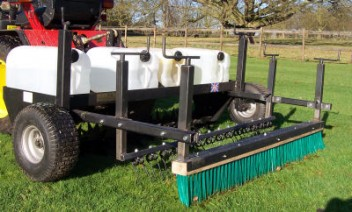 Combination Grass Care System