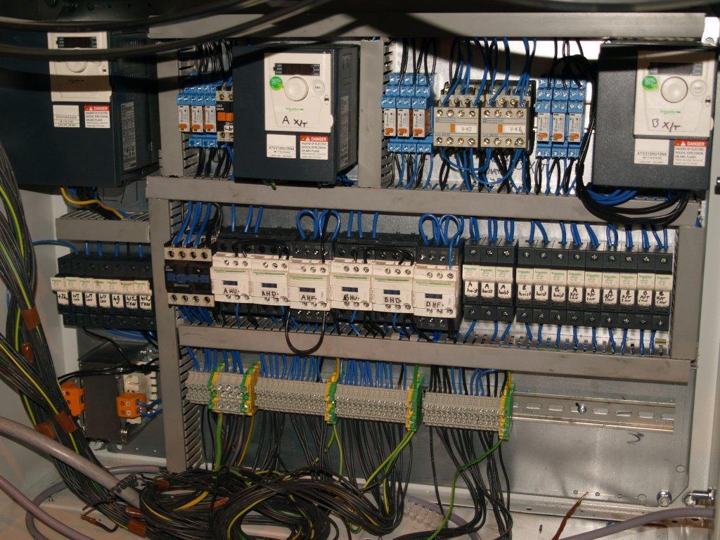 Control Panels & inverter Units