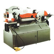 Piranha P120 Heavy Duty Universal Hydraulic Ironworker