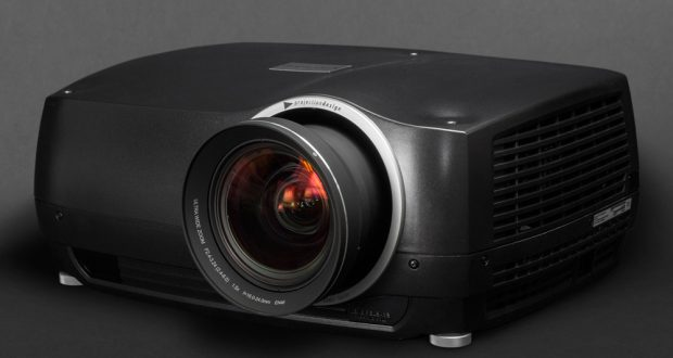 Barco and projectiondesign launch lamp-free 1,000 lumens LED projector