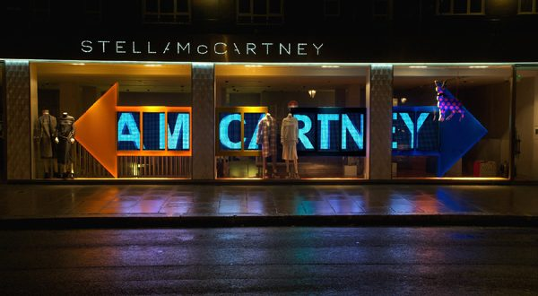BrightSign powers the screens for fashion brands