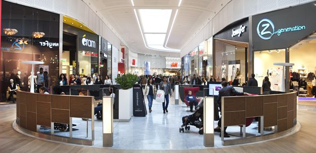Aeroville shopping centre sets the mood with ovation - Centre commercial aeroville ...