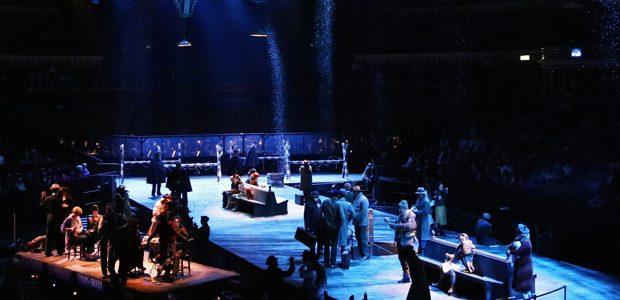 PRG helps bring La Boheme to life at the Royal Albert Hall