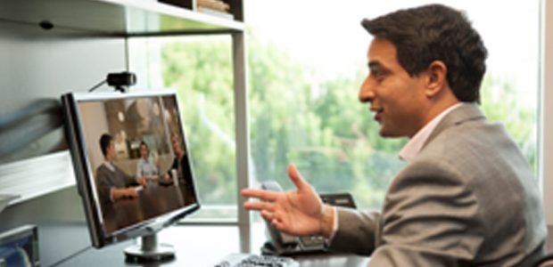 Polycom\'s subscription based personal virtual meeting rooms