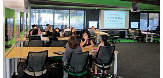 Kramer Collaborative Classroom ~ Kramer creates a wireless collaborative classroom