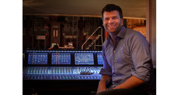 Gareth Owen designs sound for some of the world's most