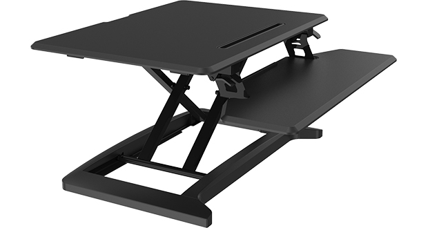 Vision Offers Sit Stand Desks To Complement Av Projects