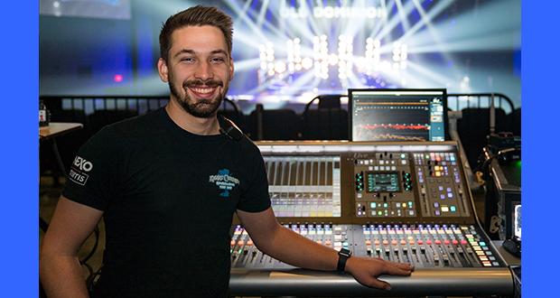 Old Dominion FOH engineer sings praises of SSL L300 Plus