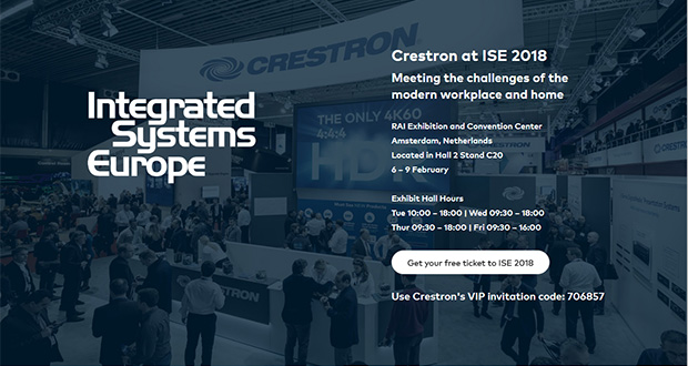 Crestron Ise Launches Include Av Matrix For The It Age