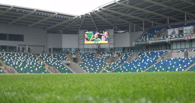 Absen LED selected for Northern Ireland's football stadium