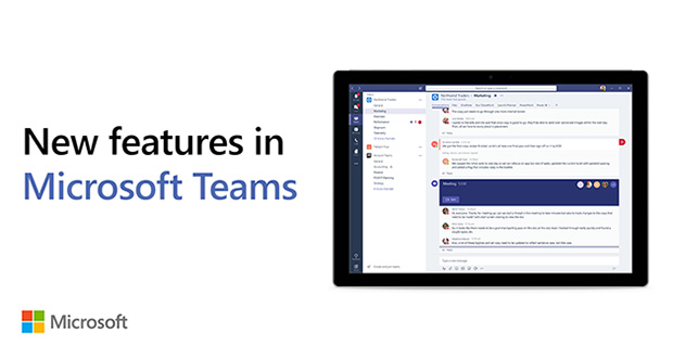 Surface Hub, Crestron and Polycom add Microsoft Teams