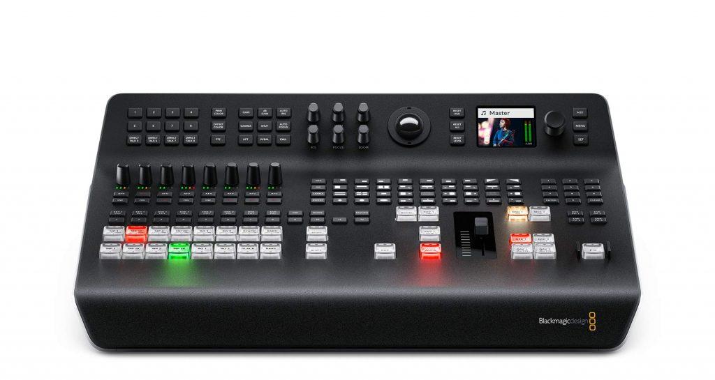 Blackmagic Design Launches Atem Television Studio Pro 4k