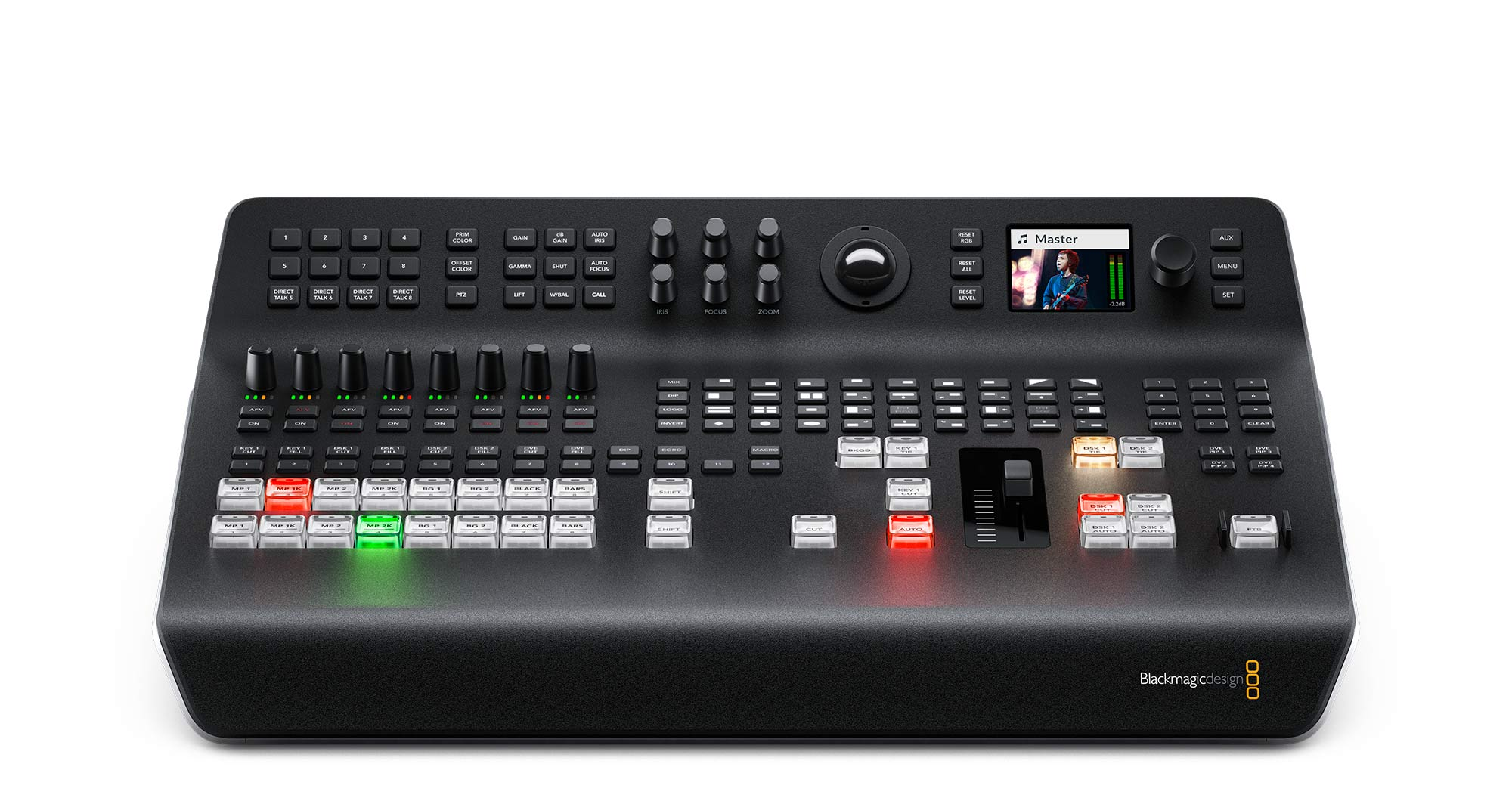 Blackmagic Design Launches Atem Television Studio Pro 4k