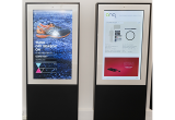 ANQ digital signage adds Omron facial recognition module